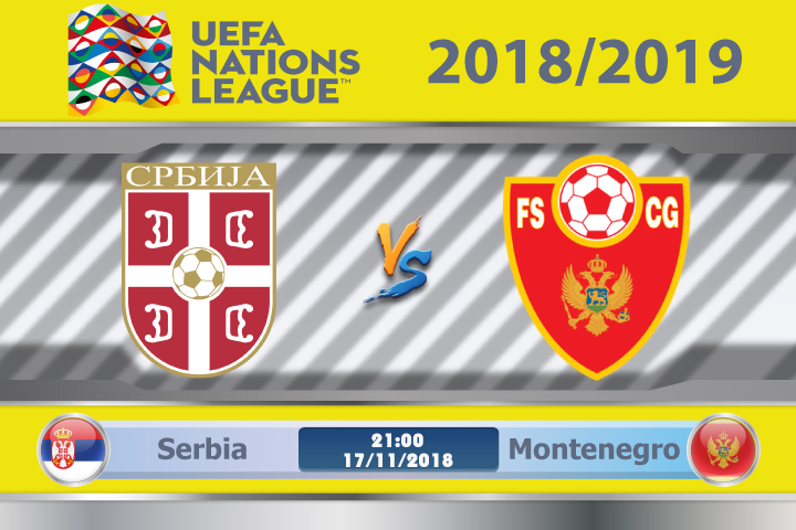 Soi kèo Serbia vs Montenegro 21h00, ngày 17/11: Tiếp đà hưng phấnSoi kèo Serbia vs Montenegro 21h00, ngày 17/11: Tiếp đà hưng phấn