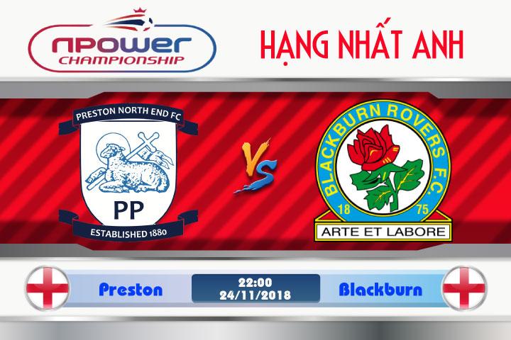 Soi kèo Preston vs Blackburn 22h00, ngày 24/11: Đối thủ khó nhằn