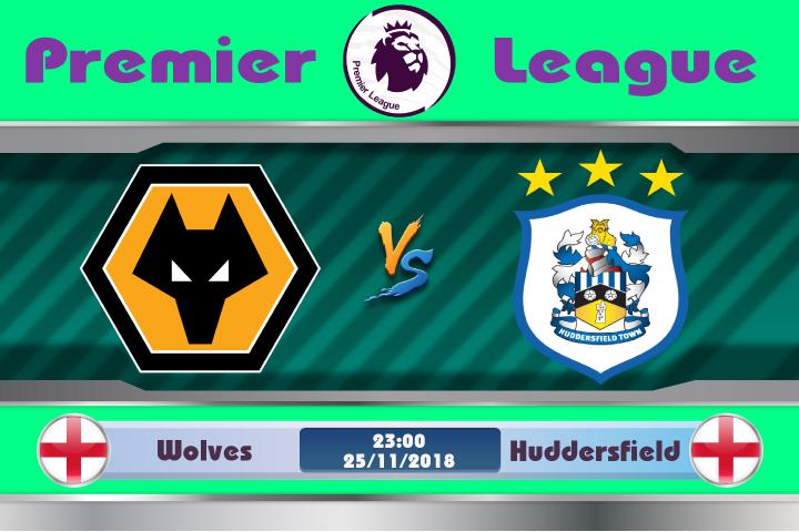 Soi kèo Wolves vs Huddersfield 23h00, ngày 25/11: Thời thế thay đổi