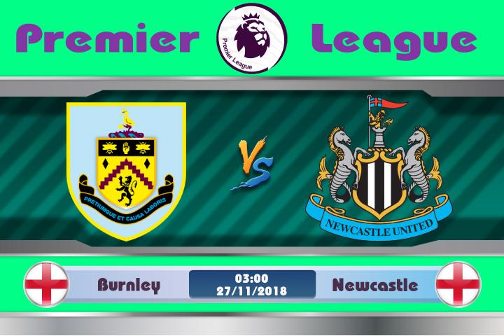 Soi kèo Burnley vs Newcastle 03h00, ngày 27/11: Không quá khác biệt