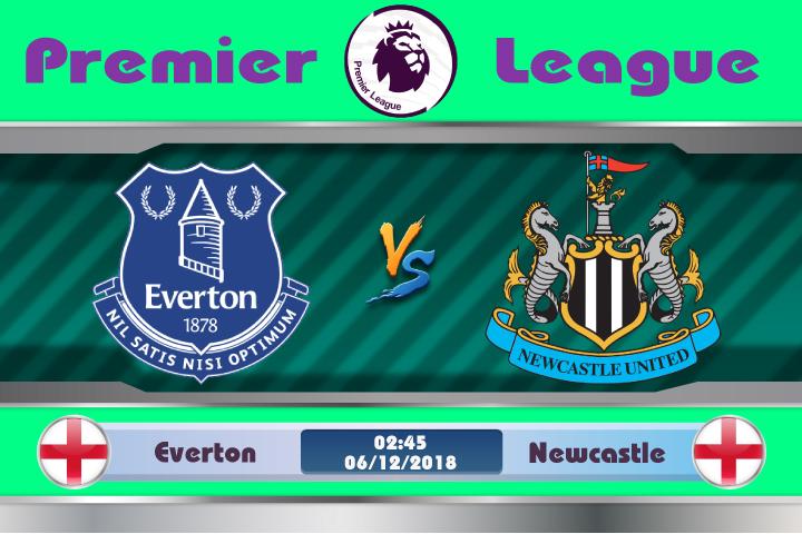 Soi kèo Everton vs Newcastle 02h45, ngày 06/12: Nối dài thành tích