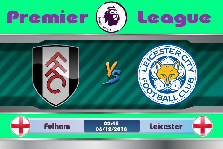 Soi kèo Fulham vs Leicester 02h45, ngày 06/12: Thầy trò ở 2 chiến tuyến