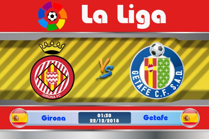 Soi kèo Girona vs Getafe 01h30 ngày 22/12: Chôn đi quá khứ