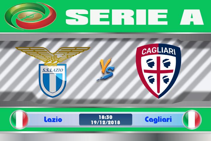 Soi kèo Lazio vs Cagliari 18h30 ngày 22/12: Ác mộng của đội khách