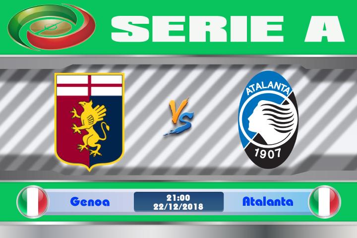 Soi kèo Genoa vs Atalanta 21h00 ngày 22/12: Khủng hoảng chưa dứt