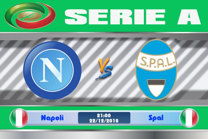Soi kèo Napoli vs Spal 21h00 ngày 22/12: Làm sao để tránh khỏi kiếp nạn