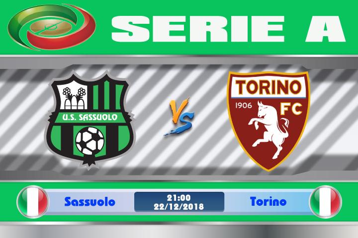 Soi kèo Sassuolo vs Torino 21h00 ngày 22/12: Lời nguyền chưa hóa giải