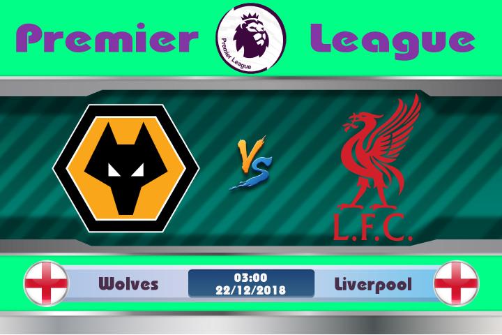 Soi kèo Wolves vs Liverpool 03h00 ngày 22/12: Thử thách khó khăn