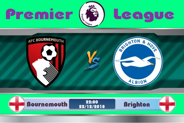 Soi kèo Bournemouth vs Brighton 22h00 ngày 22/12: Giữ vững thành tích
