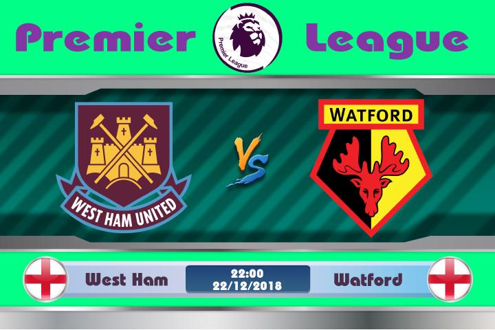Soi kèo West Ham vs Watford 22h00 ngày 22/12: Thừa thắng bước tiếp