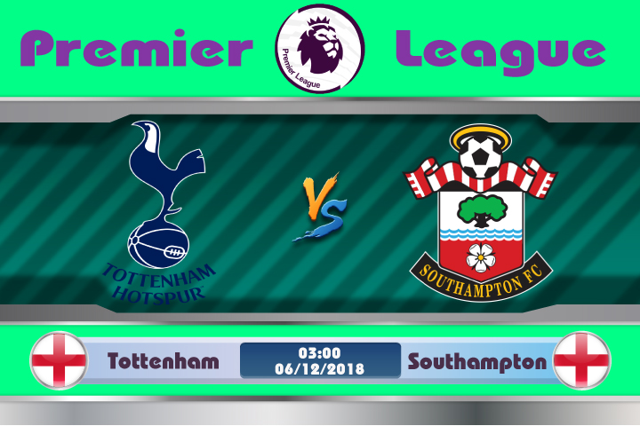 Soi kèo Tottenham vs Southampton 03h00 ngày 06/12: Cơ hội trở lại top 4