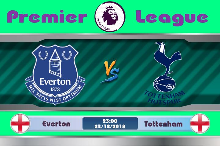 Soi kèo Everton vs Tottenham 23h00 ngày 23/12: Tâm lý vững vàng