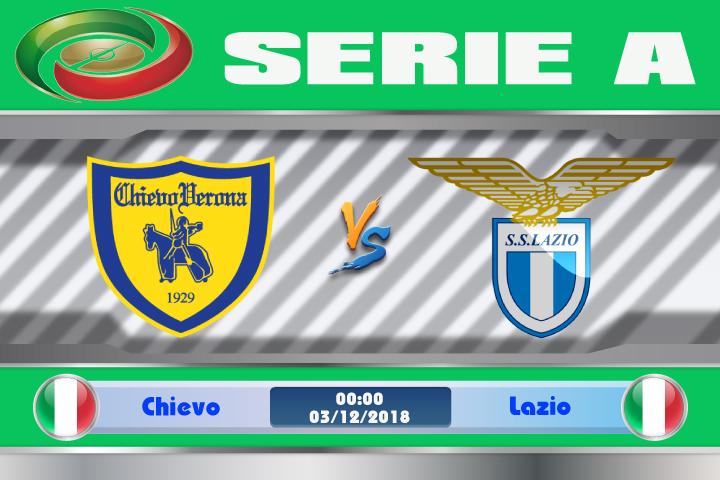 Soi kèo Chievo vs Lazio 00h00, ngày 03/12: Cơ hội nào cho đội chủ nhà