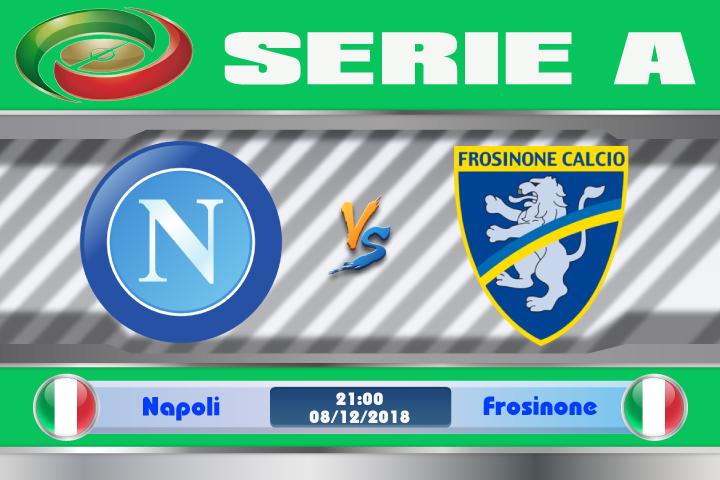 Soi kèo Napoli vs Frosinone 21h00 ngày 08/12: Đối thủ dễ thở
