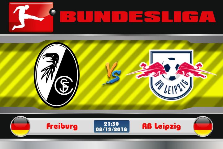 Soi kèo Freiburg vs RB Leipzig 21h30 ngày 08/12: Yếu kém trên đất khách