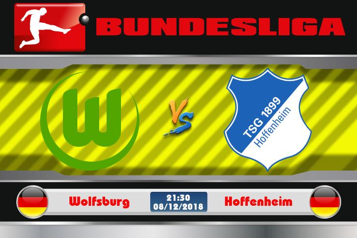 Soi kèo Wolfsburg vs Hoffenheim 21h30 ngày 08/12: Tiếp đà hưng phấn