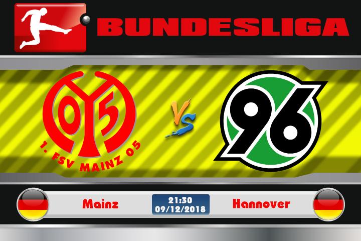 Soi kèo Mainz vs Hannover 21h30 ngày 09/12: Tiếp tục ghi điểm