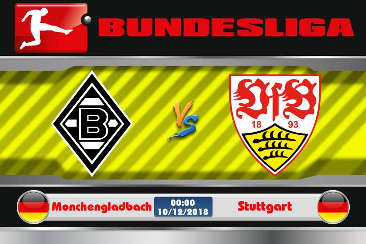 Soi kèo Monchengladbach vs Stuttgart 00h00 ngày 10/12: Đối thủ ưa thích