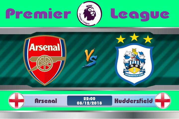 Soi kèo Arsenal vs Huddersfield 22h00 ngày 08/12: Đạn dược sẵn sàng