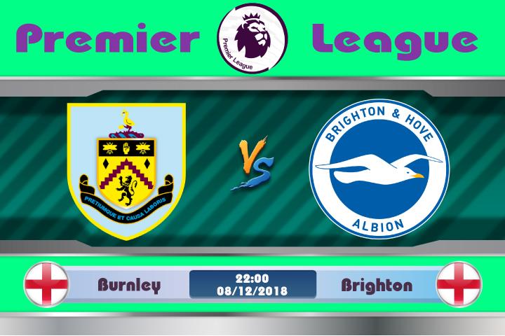 Soi kèo Burnley vs Brighton 22h00 ngày 08/12: Thời điểm chính mùi