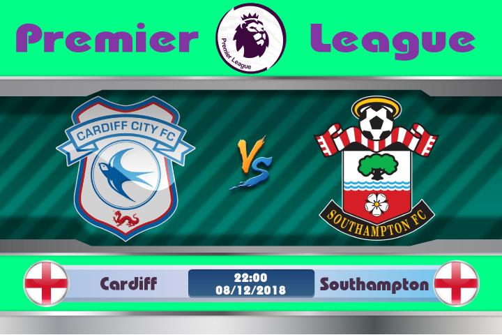 Soi kèo Cardiff vs Southampton 22h00 ngày 08/12: Lợi thế từ sân nhà
