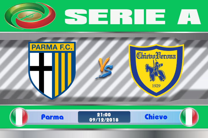 Soi kèo Parma vs Chievo 21h00 ngày 09/12: Chủ nhà thắng thế