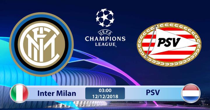 Soi kèo Inter Milan vs PSV 03h00 ngày 12/12: Tìm kiếm danh dự không dễ