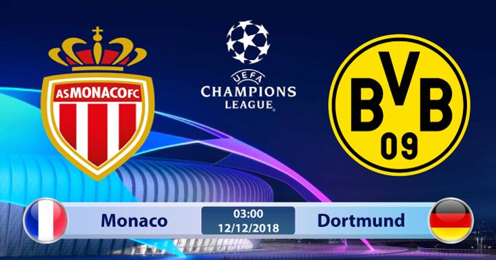 Soi kèo Monaco vs Dortmund 03h00 ngày 12/12: Viết lại lịch sử