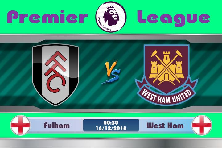 Soi kèo Fulham vs West Ham 00h30 ngày 16/12: Tiếp tục đại thắng