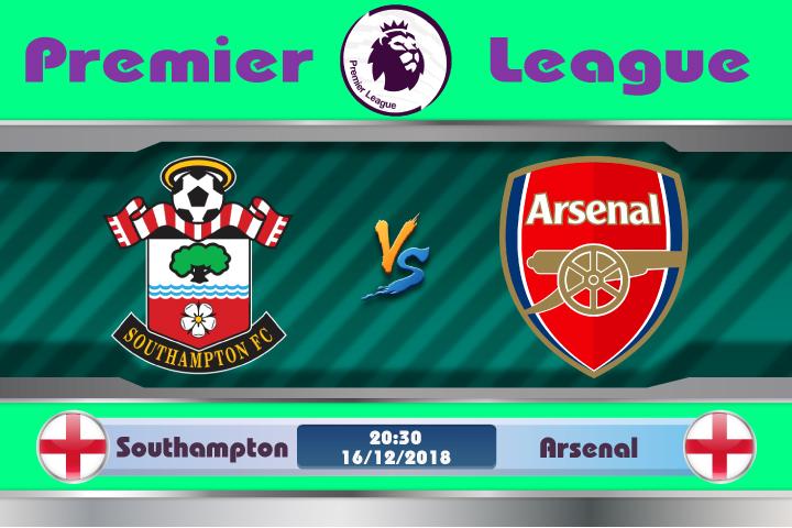 Soi kèo Southampton vs Arsenal 20h30 ngày 16/12: Pháo đã lên nòng