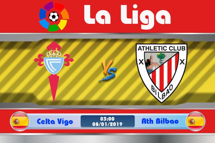 Soi kèo Celta Vigo vs Ath Bilbao 03h00 ngày 08/01: Liệu có phục hận ?
