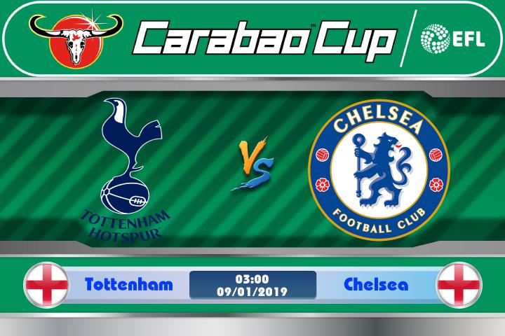 Soi kèo Tottenham vs Chelsea 03h00 ngày 09/01: Không còn Fabregas
