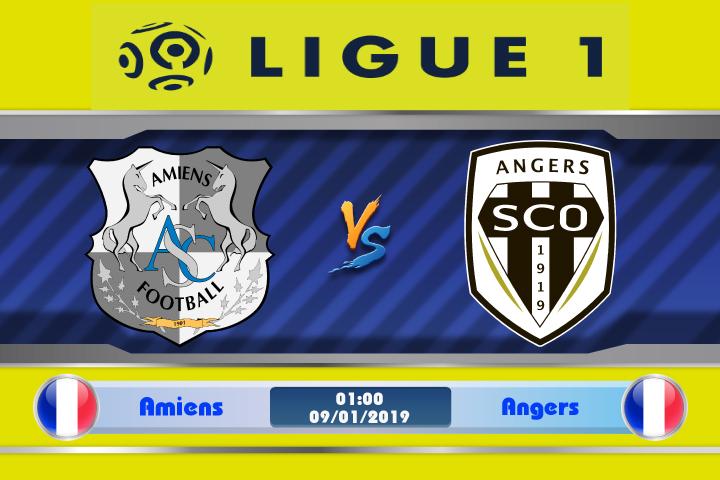 Soi kèo Amiens vs Angers 01h00 ngày 09/01: Kết thúc quá khứ mờ nhạt