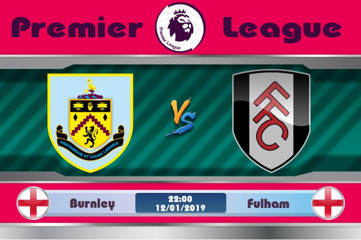 Soi kèo Burnley vs Fulham 22h00 ngày 12/01: Giữ vững thành tích