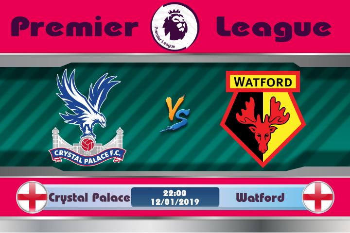 Soi kèo Crystal Palace vs Watford 22h00 ngày 12/01: Chấm dứt quá khứ