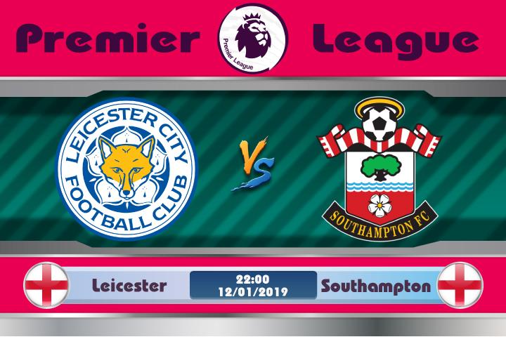 Soi kèo Leicester vs Southampton 22h00 ngày 12/01: Chiến thắng không khó