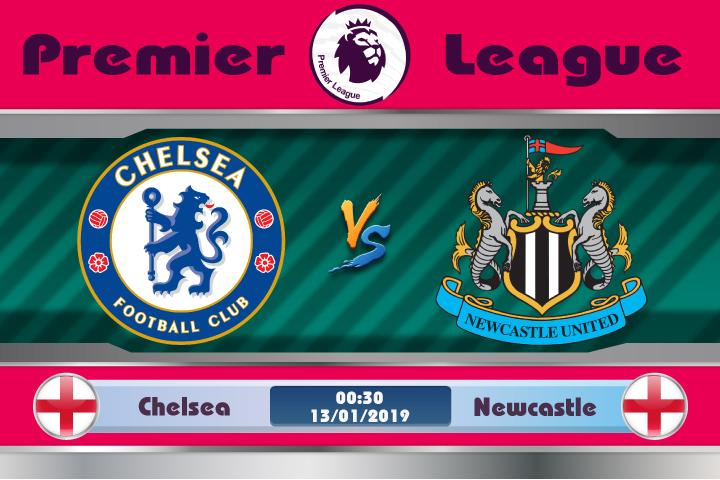 Soi kèo Chelsea vs Newcastle 00h30 ngày 13/01: Lại đến vùng tử địa