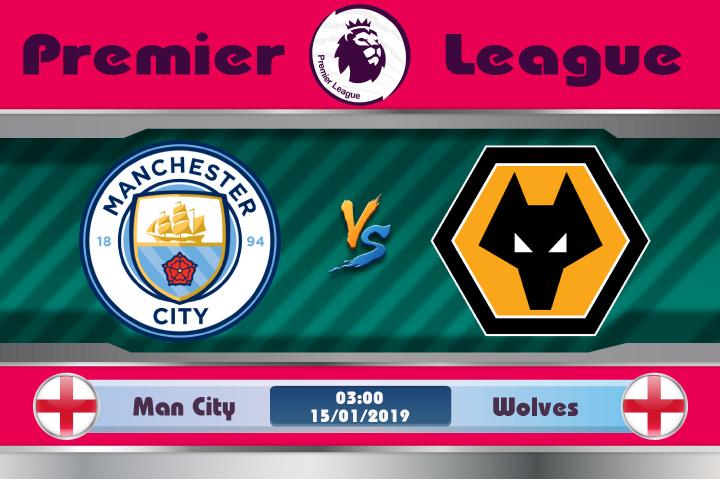 Soi kèo Man City vs Wolves 03h0 ngày 15/01: Kẻ ngán đường khó chịu