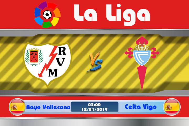 Soi kèo Rayo Vallecano vs Celta Vigo 03h00 ngày 12/01: Ngán ngẫm Vallecas