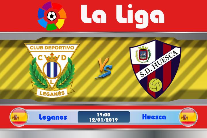 Soi kèo Leganes vs Huesca 19h00 ngày 12/01: Thi đấu xa nhà rất tệ