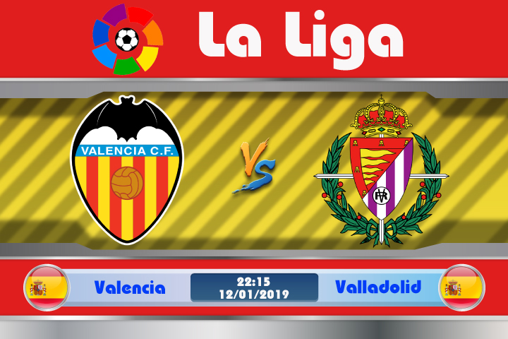 Soi kèo Valencia vs Valladolid 22h15 ngày 12/01: Gặp lại người xưa