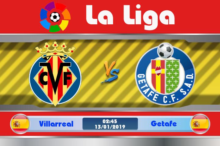 Soi kèo Villarreal vs Getafe 02h45 ngày 13/01: Phong độ hay đẳng cấp