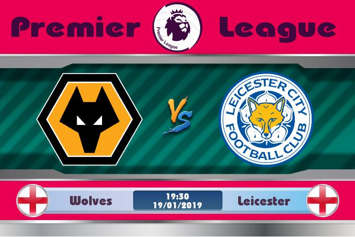 Soi kèo Wolves vs Leicester 19h30 ngày 19/01: Ác Lang đại chiến