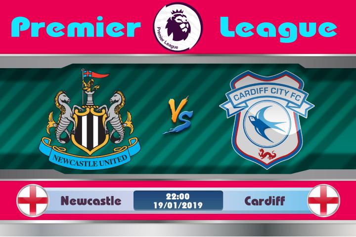 Soi kèo Newcastle vs Cardiff 22h00 ngày 19/01: Đánh mất niềm tin