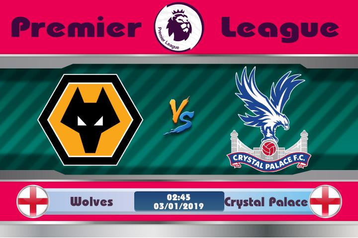 Soi kèo Wolves vs Crystal Palace 02h45 ngày 03/01: Điềm báo từ trước