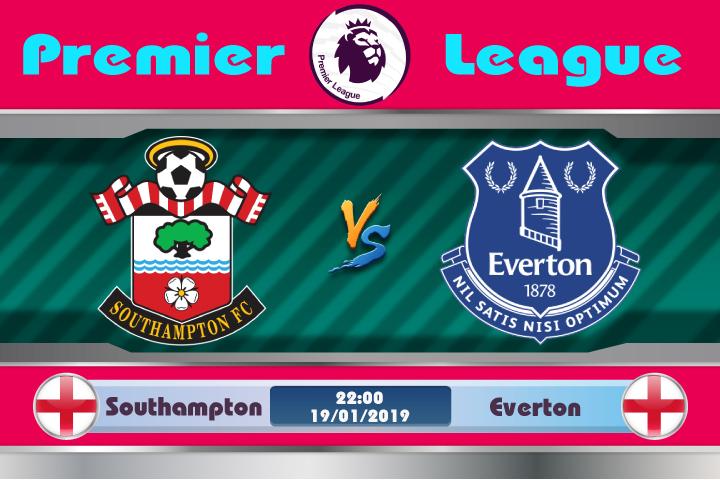 Soi kèo Southampton vs Everton 22h00 ngày 19/01: Không quá vượt trội