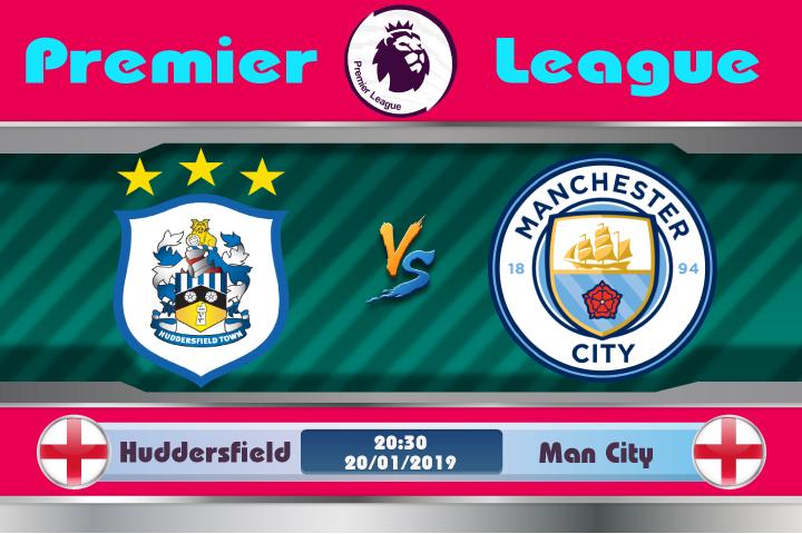 Soi kèo Huddersfield vs Man City 20h30 ngày 20/01: Thất bại trước mắt