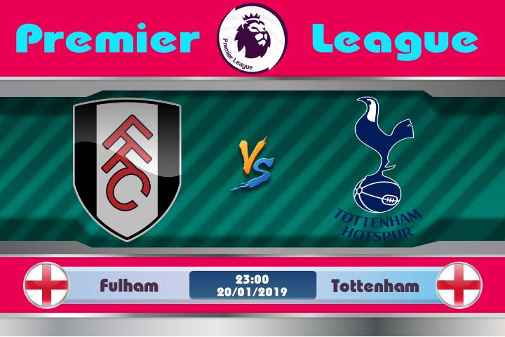 Soi kèo Fulham vs Tottenham 23h00 ngày 20/01: Thử thách quá lớn