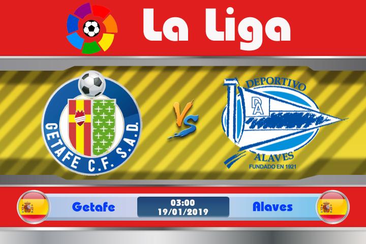 Soi kèo Getafe vs Alaves 03h00 ngày 19/01: Bất ổn khi phải thi đấu xa nhà