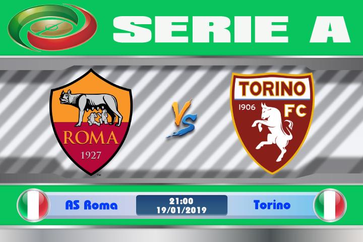 Soi kèo AS Roma vs Torino 21h00 ngày 19/01: Hiểm họa ở thành Rome